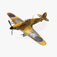 british hurricane 3d x