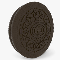 High Detail Oreo Cookie