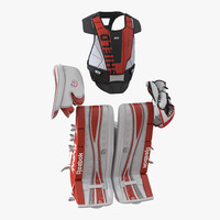 max hockey goalie protection kit