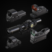 Various sighting scope