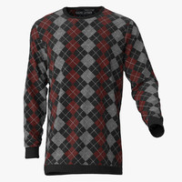 sweater designer 3d fbx