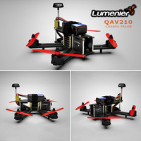 3ds lumenier qav210 racing drone