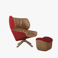 obj b italia tabano chair