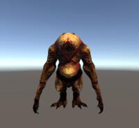 cave creature games 3d x
