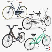 3d model bikes 2