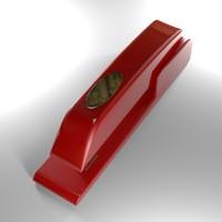 stapler office 3d 3ds