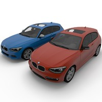 bmw 1 series m 3d 3ds