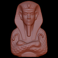 ancient egypt 001 3d model