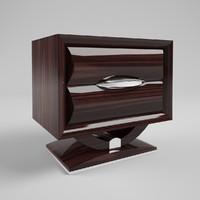 3d model jendycarlo a6-02 nightstand