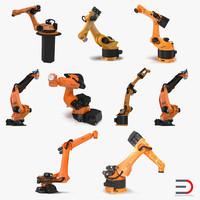 max kuka robots rigged 6
