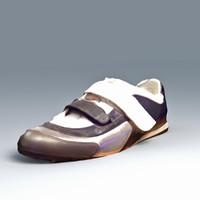 italian shoes 3d model