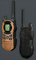 3d motorola walkie talkie model