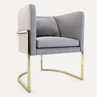 duistt julius chair 3d model