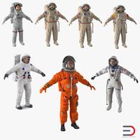 3ds astronauts 3