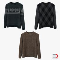 3d sweaters design model
