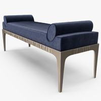 Promemoria - Montagu bench with pillows