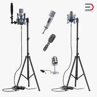 studio microphones 2 max