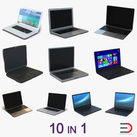 generic laptops c4d
