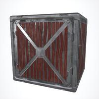 Metal Wiring Panel