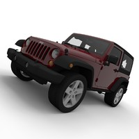 3ds jeep wrangler
