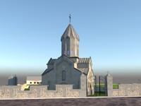 max church armenian goris