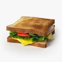 3d sandwich