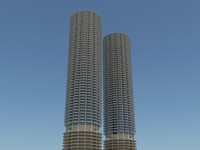 marina city building chicago max