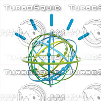 3d animation logo