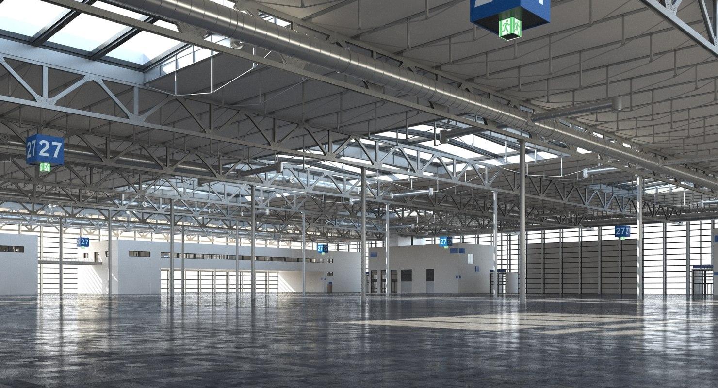 Exhibition Hall Ma