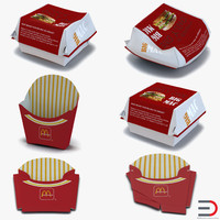 3d food containers 2