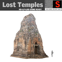 3d lost temples 16k