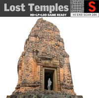 lost temples 24k 3d obj