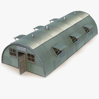 Quonset Barrack