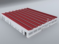 3d model of industrial structures 8 2014