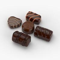 fbx chocolate candies