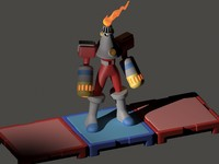 fireman exe megaman battle max