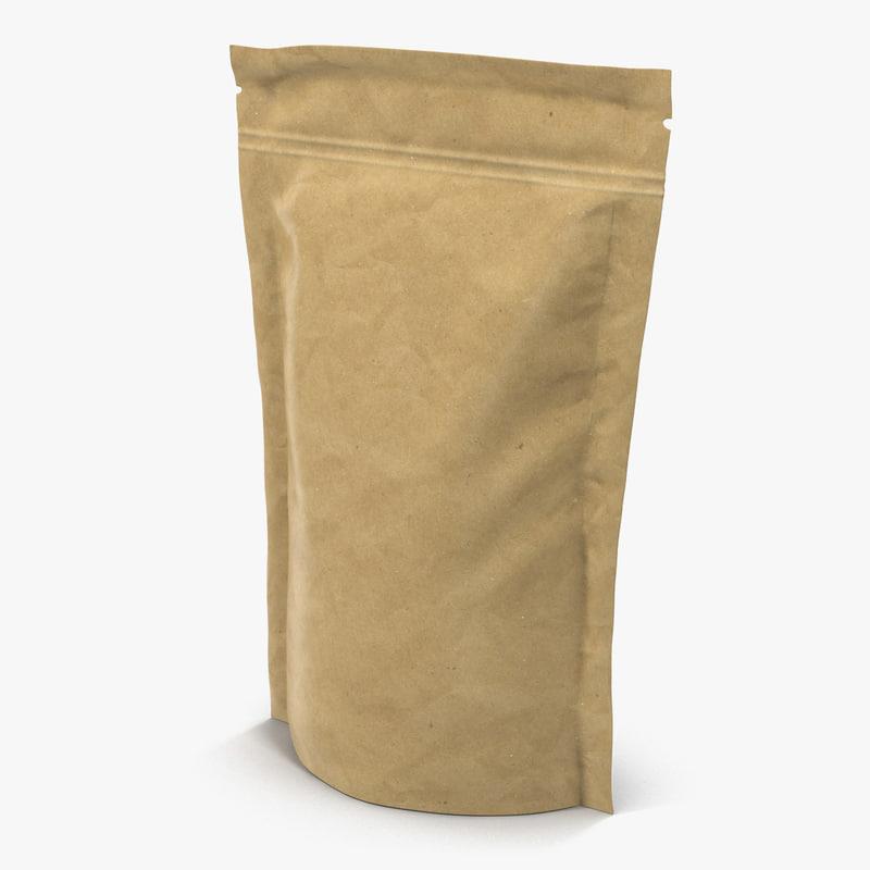 Food Vacuum Sealed Bag 3d model 00.jpg