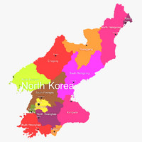 korea north 3d 3ds