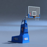 basketball stand max