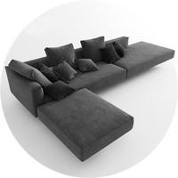pianoalto sofa max