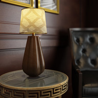 3d model sj table lamp