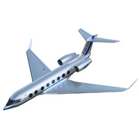 max g650 business jet pbr