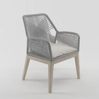 Loom Arm Chair
