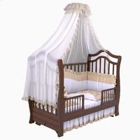 3d crib