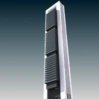 torre caja 3d model