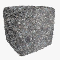 Concrete and Gravel - Photogrammetry Texture (07)(1)