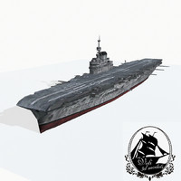 illustrious class aircraft carrier 3ds