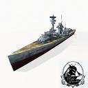 Deutschland-class 3D models