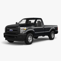 Ford Super Duty 2016 F250 XL Regular Cab