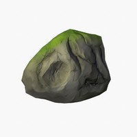free stone 3d model